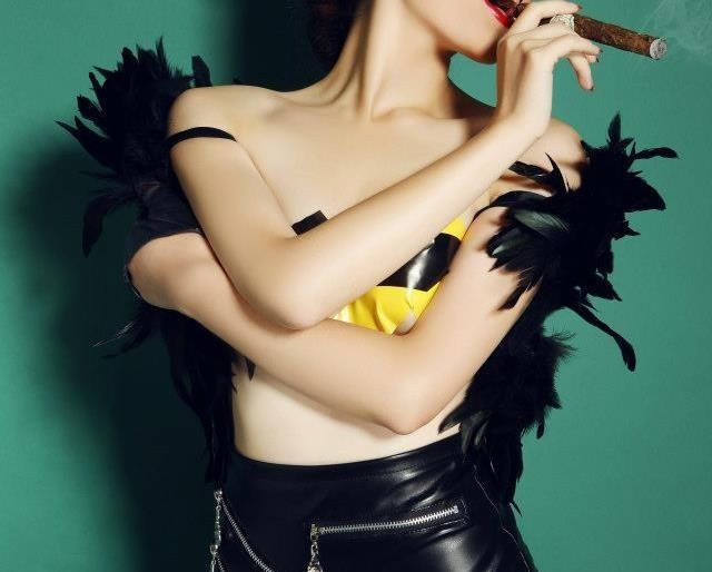 《SYDPHOTOS潮流先锋》杂志 封面女郎火热招募进行中…