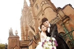 [SYDPHOTOS]悉尼专业婚纱摄影