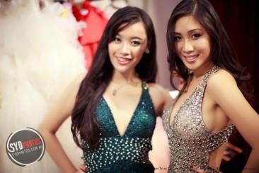 2013中华小姐环球大赛悉尼赛区初赛10位佳丽成功进入晋级赛