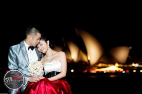【SYDPHOTOS】悉尼的夜晚,静静的,像你迷一样的双眼