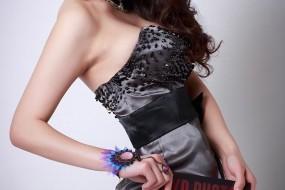 《潮流先锋杂志》下期封面女郎征集,模特Tongtong试镜照片