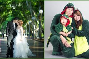 【SYDPHOTOS推荐】一家人的小时光