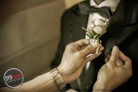《SYDPHOTOS潮流先锋》杂志 – 【爱的主题曲】·海外婚礼专访