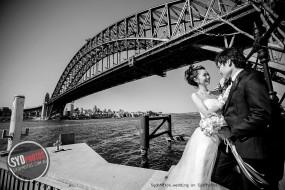 【SYDPHOTOS】浪漫金秋,悉尼阳光见证恋爱季节之——悉尼海港大桥