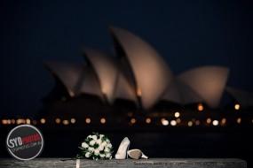 【SYDPHOTOS】浪漫金秋,悉尼阳光见证恋爱季节之——悉尼歌剧院