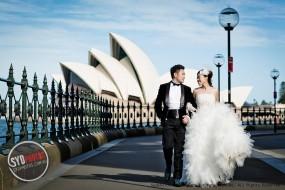 悉尼拍婚纱一定不能错过的那些美景