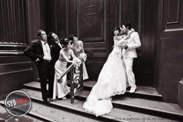 [SYDPHOTOS]12张经典照片 婚礼过程全纪实