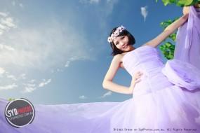 【SYDPHOTOS专业摄影】田园风式的新娘婚纱