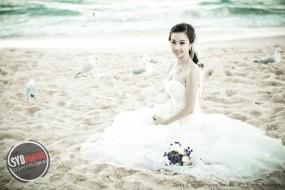 [SYDPHOTOS]12招教你拍出上镜婚纱照