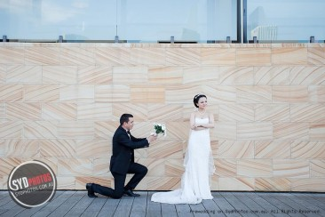 【SYDPHOTOS】悉尼阳光见证恋爱季节之——岩石区