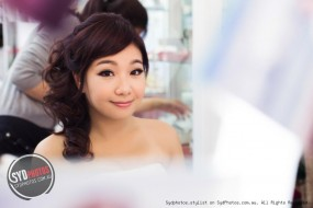 【SYDPHOTOS专业化妆】巧妆多样新娘
