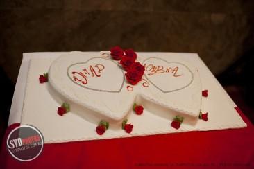 【SYDPHOTOS婚礼跟拍】——让蛋糕帮你提升婚礼品位
