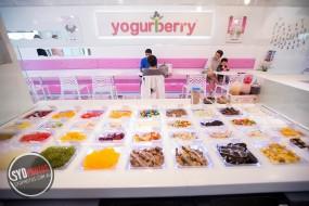 Yogurberry Sydney Kensington Shop