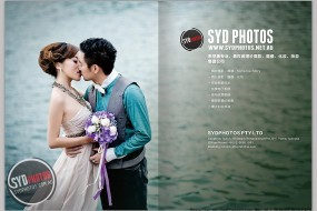 【SYDPHOTOS】SYDPHOTOS婚纱摄影蜜月游——启程澳洲9日东游记