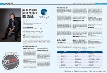 2014-3月刊《潮流先锋时尚杂志》——留学生活