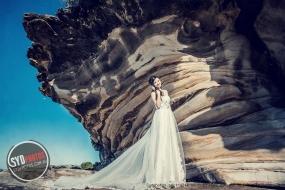 SYDPHOTOS悉尼浪琴湾写真  刚毅与柔美的完美演绎