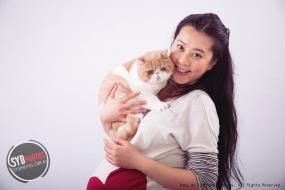 【潮流先锋·女性】SYDPHOTOS女性心理学:能多猫就多猫