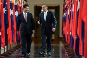 【中澳】习近平结束访澳 中国展示外交大智慧
