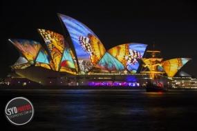 【节庆】悉尼Vivid Sydney灯光节要来了 不夜城模式开启