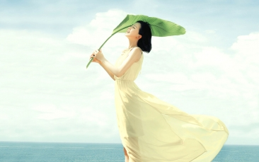 【妆容】碰上风雨恶劣天气,如何保持女神范