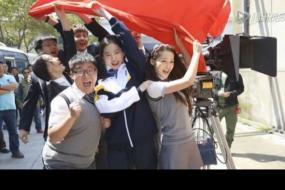 【电影】《致青春2》开机—吴亦凡刘亦菲穿校服重返18岁