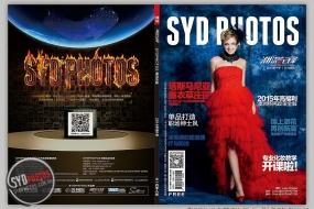 【杂志】SYDPHOTOS《潮流先锋时尚杂志》第109封面女郎是她!杂志将于今日悉尼发放,欢迎就近领取!