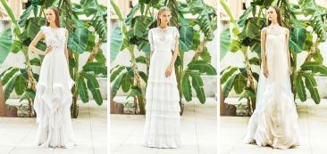 Costarellos 2015 新款婚纱发布