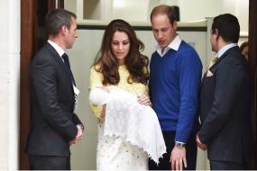 【资讯】英国凯特王妃产女后闪电出院,小公主正面照曝光——她可能是未来潮流风向标!
