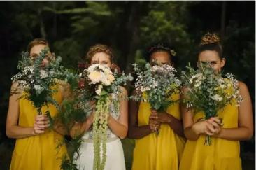 【婚嫁】看看人家的婚礼,你那只能叫聚餐