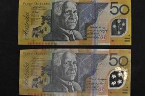 【警惕!】50元假钞涌入悉尼华人区,假钞辨别新技能,你Get了吗?