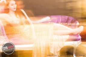 【华裔小姐】摄影棚的故事—2015 TVB澳洲华裔小姐悉尼赛区海报拍摄花絮照现场图(高清)