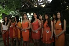 """【华裔小姐】2015澳洲华裔小姐悉尼赛区今""""橙""""唯我 豪宅派对视频&50进18赛程回顾"""