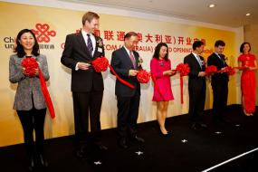 """【联通】中澳""""信息丝绸之路""""——中国联通澳洲公司今日成立!"""