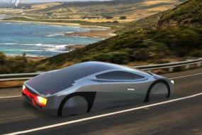 【科技】晴天能一直跑,澳大利亚太阳能电动跑车太酷了!预计今年11月能展出产品原型!