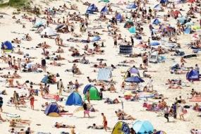 【新闻】热热热!澳洲迎来最热十月 华客中秋国庆来澳人数创纪录GDP增长7%