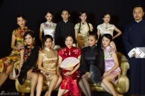 【综艺】《偶像来了》:旗袍秀成了部金粉世家