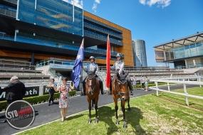 【活动】澳大利亚华人赛马日在悉尼启动@皇家Randwick赛马场(高清组图)