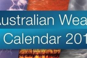 2016澳大利亚气象年历出炉:好美好震撼