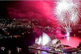 【活动】悉尼跨年焰火晚会31日晚9点开场规模超往年