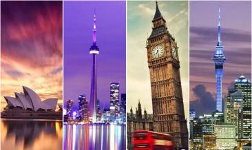 重磅:新西兰,加拿大,英国,澳洲或将四国互通,一等于四