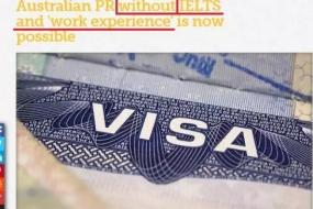 留学生也能获澳洲永居啦!还无需英语和工作经验