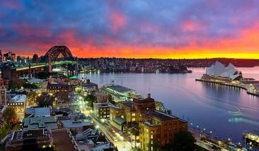 悉尼房子中位价回落到百万澳元以下