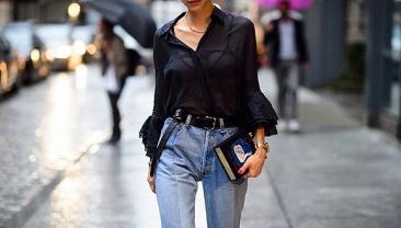 时尚|劳心配搭千万种 不如穿好一条牛仔裤