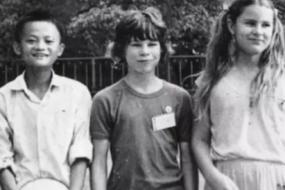 马云儿时与澳洲小男孩的友谊 成就了今天的伟业