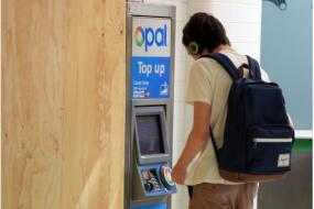 Opal卡或成过去时 未来刷信用卡或手机即可