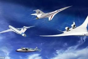争气 | 澳洲预计2018年发明超音速飞机,回国仅1小时!