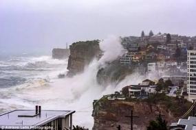 天哪!本周末悉尼又将迎来狂风暴雨,可能面临更严重的破坏!