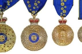 女王生日授勋771杰出人士 数华人获殊荣