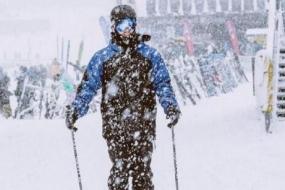 澳洲迎来入冬后首次大面积降雪