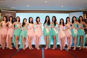 經典延續 永恆美麗  2016澳洲華裔小姐競選總決賽佳麗媒體見面會 TVB Anywhere全球現場直播美麗盛事